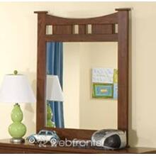 See Details - Standard Furniture Lakewood Panel Mirror