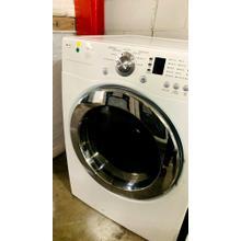 See Details - USED- XL Capacity Gas Dryer (White) FLGDRY27W-U   SERIAL #56