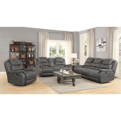 Wyatt Motion Sofa and Love Seat