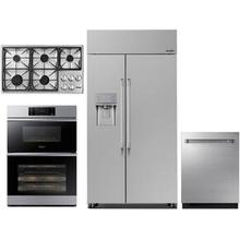 See Details - Dacor 4 Pc Built In Kitchen Package