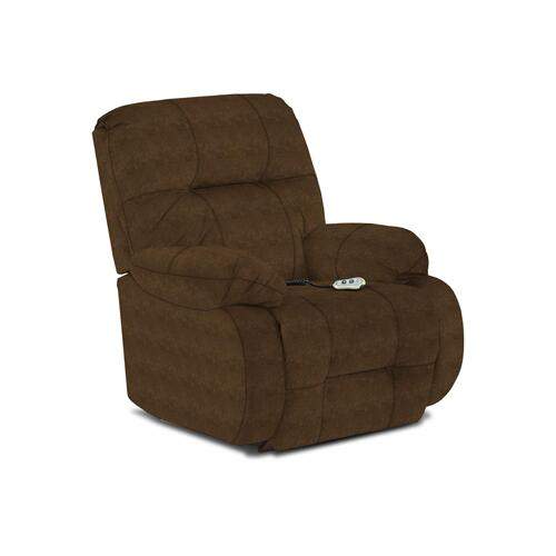 Product Image - BRINLEY2 Power Recliner in Tobacco Fabric