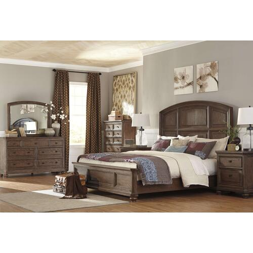 Ashley Furniture - Ashley Furniture B709 Maeleen Panel Bedroom set Houston Texas USA.