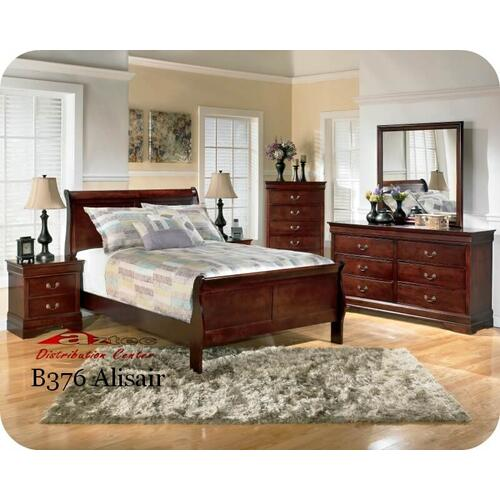 Ashley Furniture - Ashley B376 Alisdair Bedroom set Houston Texas USA Aztec Furniture