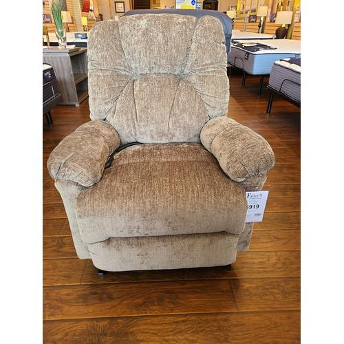 Best Home Furnishings - Romulus Lift Chair - Mineral