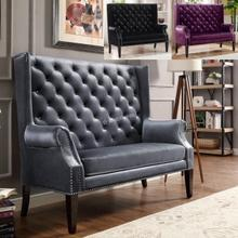 Crown Mark Odina Highback Loveseat