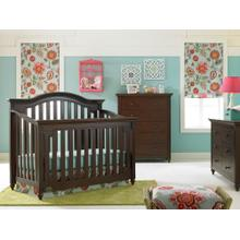 Bambino Collection  Dark Walnut Finish