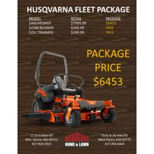 Z460 Fleet Package