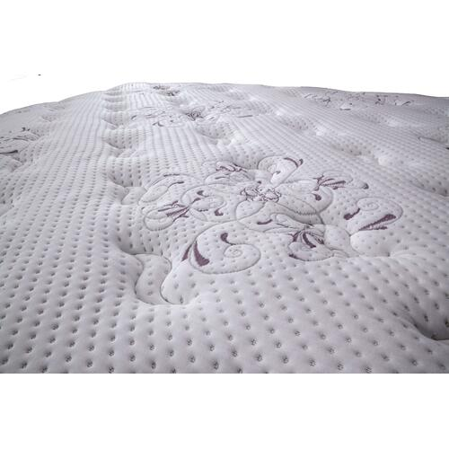 Lavender Plush Mattress