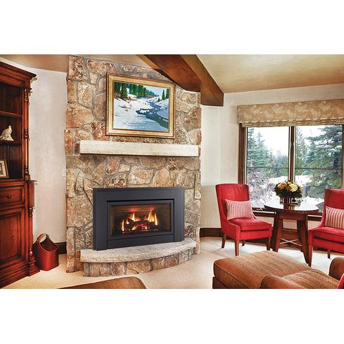 Regency Fireplace Products - Energy E33 Large Direct Vent Gas Insert
