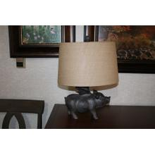 Hogs Fly Lamp