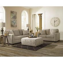Alenya- Quartz Sofa and Loveseat