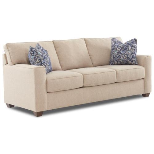 Klaussner - Three Cushion Sofa - Nolan Collection