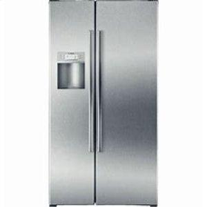 "Bosch36"" 500 Series French Door Bottom Mount Refrigerator"