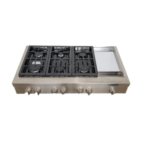 "48"" Pro-Style Cooktop - Showroom Model"