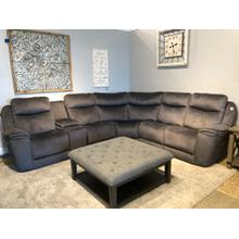 See Details - Show Stopper 6 Piece Sectional