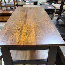 Solid Elm Cocktail Table (LROCOC639)