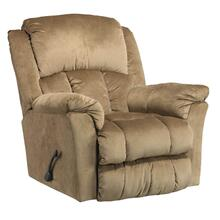 Walnut Gibson Lay Flat Recliner