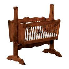 Classic Baby Cradle
