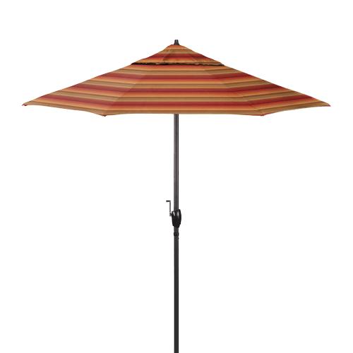 California Umbrella - Casa Series 7.5' Umbrella - Astoria Red
