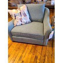 See Details - 7112 Wilson Chair and a half - Aqua