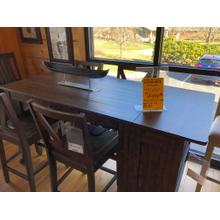 AAMERICA DINING ROOM SET (TABLE & 5 SIDE CHAIRS)