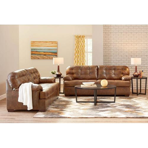 Lane Home Furnishings - LANE 2037-03S Chaps Leather Soft Touch Sofa