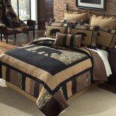 Camo Bear - Quilted Bedding Collection