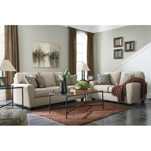 Ashley 912 Calicho Sofa and Love