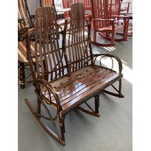 See Details - Amish Double Rocker
