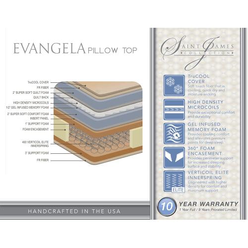 Gallery - Evangela - Pillow Top