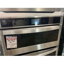 6.4 cu. ft. Smart Combination Wall Oven with Touchscreen **OPEN BOX ITEM** Ankeny Location