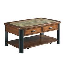 See Details - Slaton Small Rectangular Cocktail Table H675913 - Warm Mocha