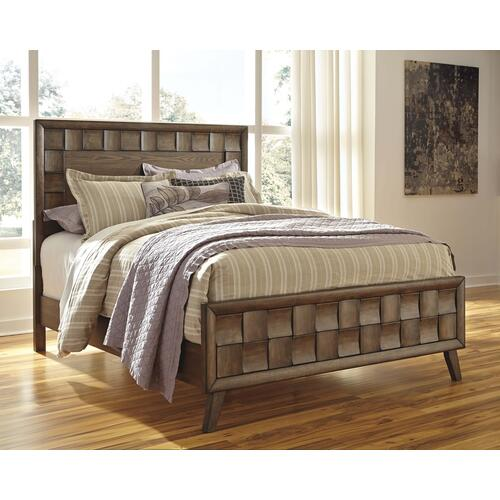 Ashley Furniture - Ashley Furniture B535 Debeaux Bedroom set Houston Texas USA.