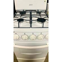 USED- 20'' GAS RANGE- G20WHSTV-U  SERIAL #19