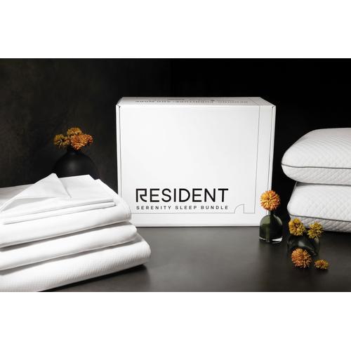 Dreamcloud - High quality bed bundle (pillows, sheets, mattress protector) - Cal King