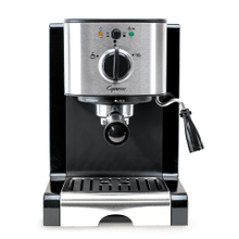See Details - Capresso EC100 Stainless Steel Espresso and Capuccino Machine