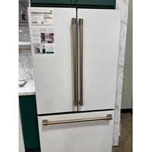 *** WEST LOCATION** Café ENERGY STAR® 23.1 Cu. Ft. Smart Counter-Depth French-Door Refrigerator ***NEW DISPLAY ITEM**