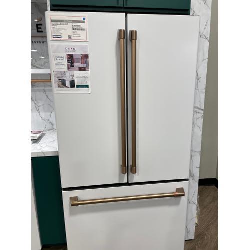 *** WEST LOCATION** Café ENERGY STAR® 23.1 Cu. Ft. Smart Counter-Depth French-Door Refrigerator ***NEW DISPLAY ITEM**