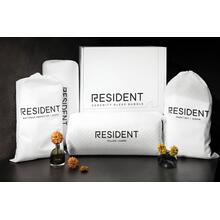 See Details - High quality bed bundle (pillows, sheets, mattress protector) - Cal King