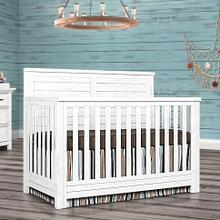 Belmar 5-in-1 Convertible Crib (Flat Top)