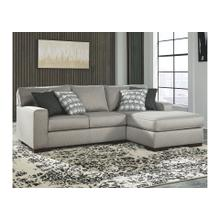 View Product - 2 PC. Marsing Nuvella Sectional With Chaise