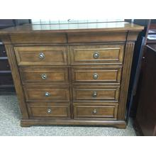 6-Drawer Solid Wood Dresser