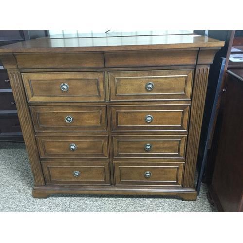 6-Drawer Solid Wood Dresser