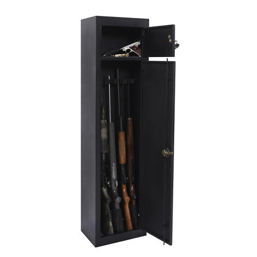 American Furniture Classics - 5 Gun Mental Cabinet