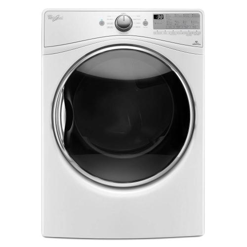 Whirlpool 7.4CF White Front Load Electric Dryer