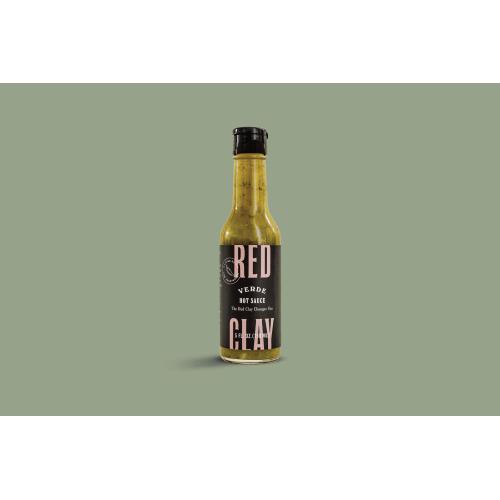 Red Clay - Verde Hot Sauce