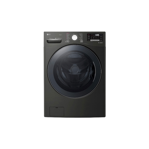 LG - LG 4.5 cu.ft. Smart wi-fi Enabled Front Load Washer with TurboWash™ 360 Technolog