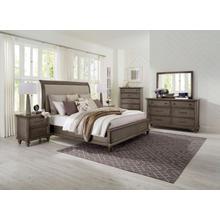 Richmond King Sleigh Bed