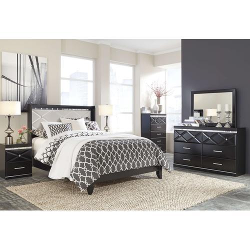 Ashley Furniture - Ashley Furniture B348 Fancee Bedroom set Houston Texas USA.