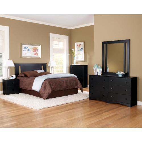 Bedroom Suit | Black